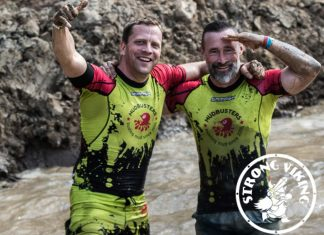 Strong Viking Mud Edition Gent 18._19.04.2020