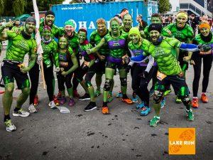 11.10.2020 Lake Run Steel Edition Trendelburg