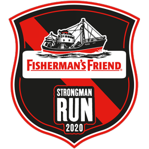 Strongman Run Logo 2020