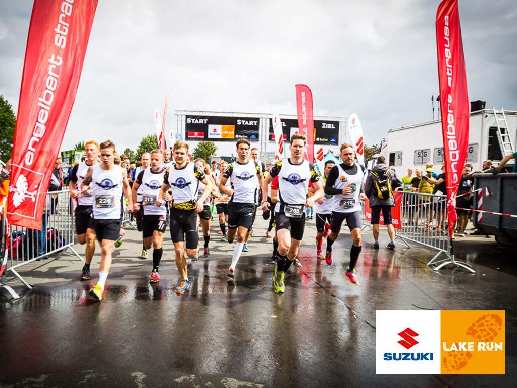 Suzuki Lake Run Bremen 2019 Mud Edition