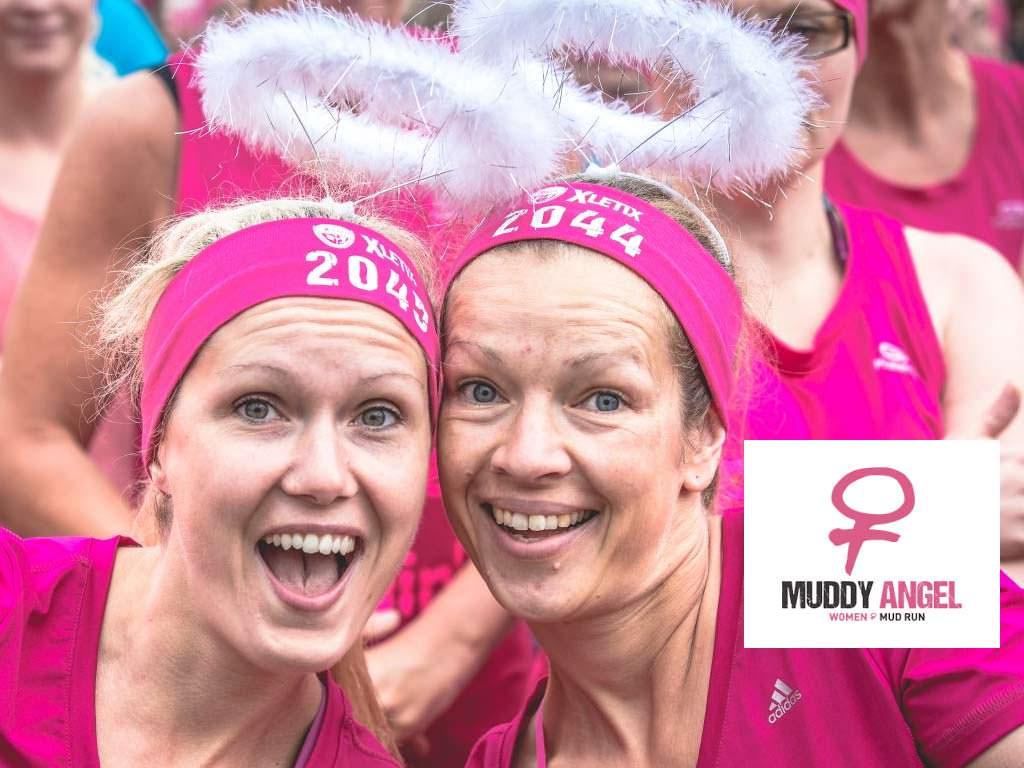 Muddy Angel Run 2017 - München - MudRadar.de
