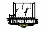 Strong Viking Flying Ragnar