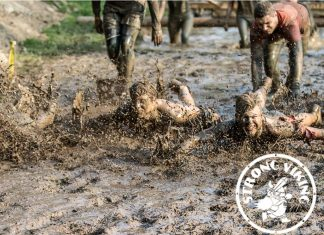 Strong Viking Mud Edition Nijmegen 04.04.2020