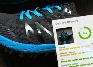 Testbericht OCR Laufschuh: More Mile Cheviot 3