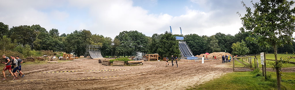 Mud Master Hamburg 2017 - Panorama
