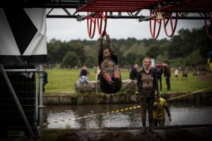 Mud Master Hamburg 2017 - Spinning Monkey