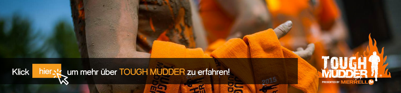Mehr zum Veranstalter TOUGH MUDDER erfahren