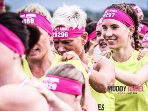 Muddy Angel Run Amsterdam 2019