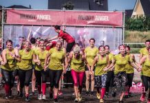 Muddy Angel Run Lyon 2019