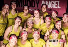 Muddy Angel Run Mannheim 2019