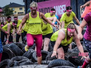 Muddy Angel Run Mitten in Deutschland 2019