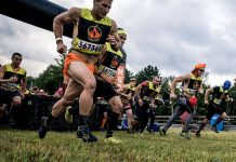 Tougher Mudder
