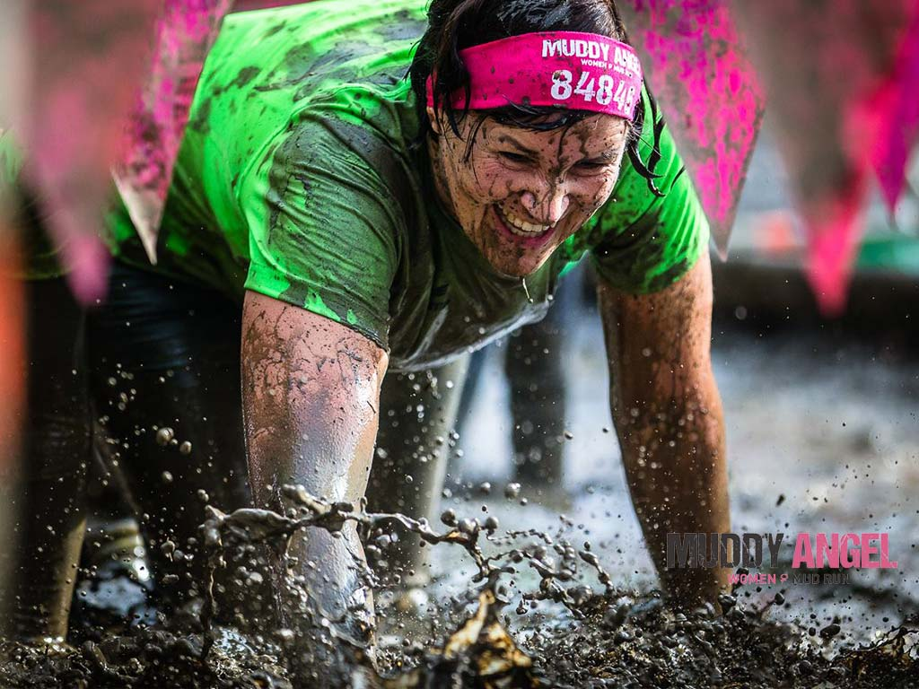 Muddy Angel Run Köln 2018