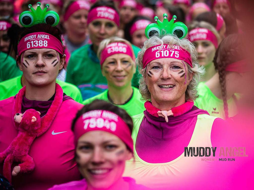 Muddy Angel Run Wien 2018