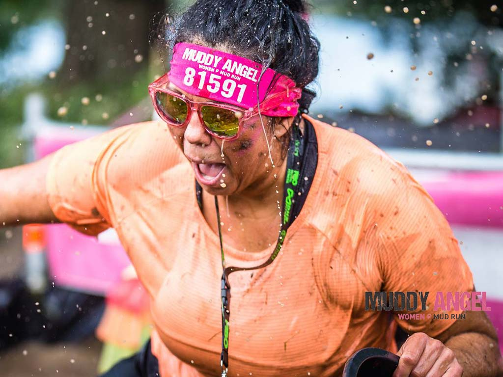 Muddy Angel Run Ruhrgebiet 2018