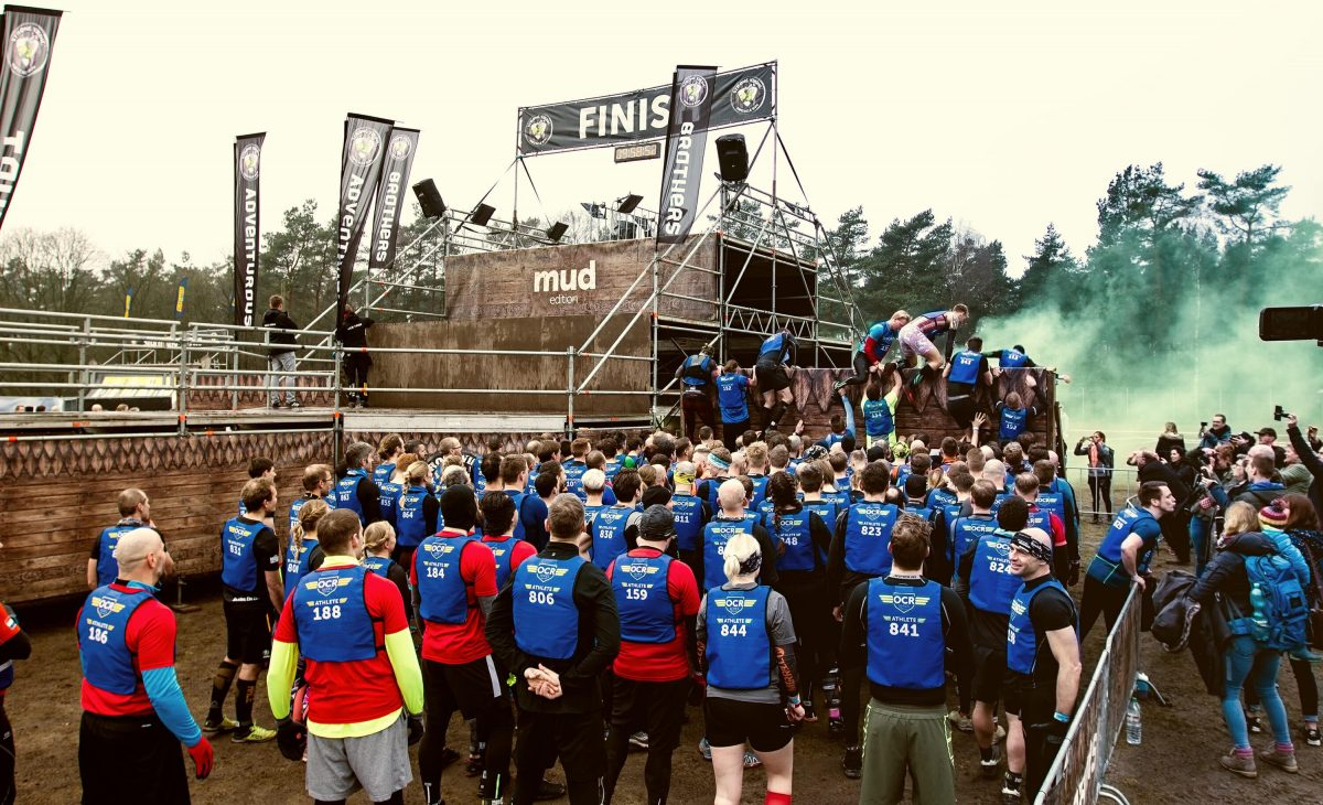 "Strong Viking ""Mud Edition"" Fürstenau 2018"