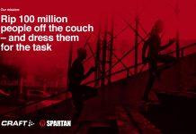 Spartan und CRAFT Sportswear kooperieren für OCR Bekleidung