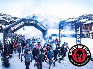 Spartan Sprint-Super Valmorel Frankreich 25.01.2020
