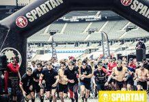 Spartan Stadium Race Frankreich Sprint 21.03.2020
