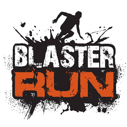 Logo Blaster Run Hirschau