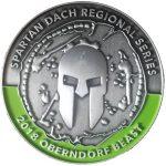 Medaille Spartan Race BEAST2018