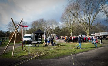 Strong Viking Trail Run 2019