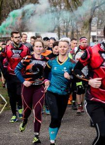 Anja Start Strong Viking Trail Run 2019