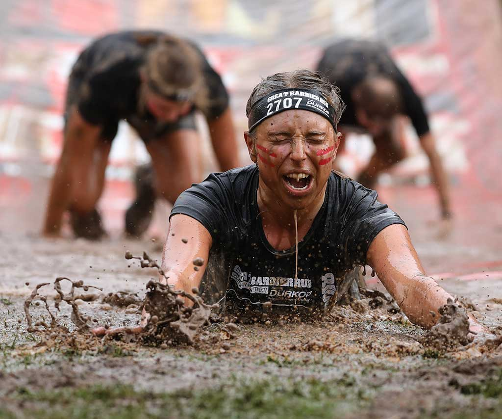 Mud Great Barrier Run