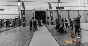 Mud Masters Indoor Jaarbeurs Utrecht 2019 - Eingang