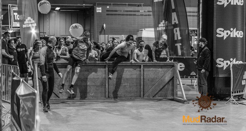 Mud Masters Indoor Jaarbeurs Utrecht 2019 - Start