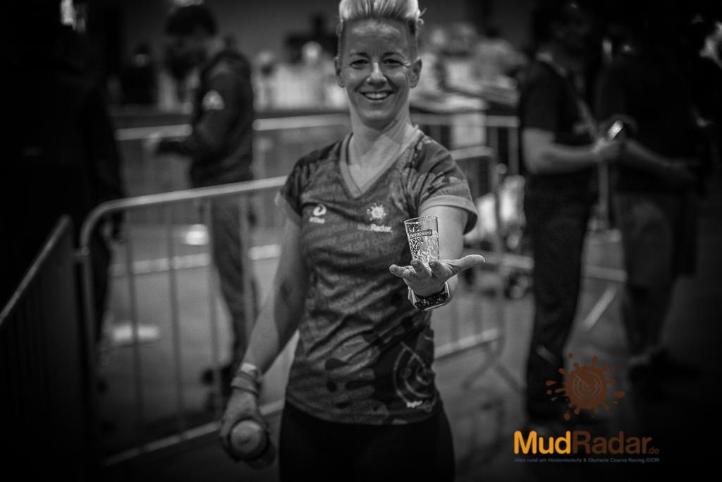 Mud Masters Indoor Jaarbeurs Utrecht 2019 - Finisher-Bier