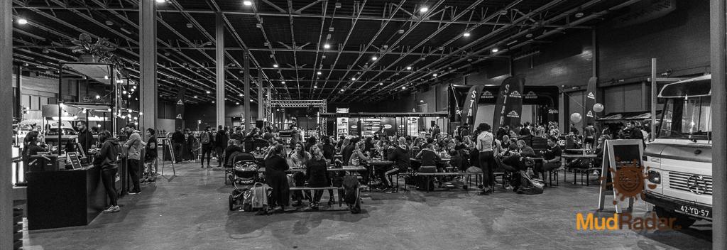 Mud Masters Indoor Jaarbeurs Utrecht 2019 - Verpflegung