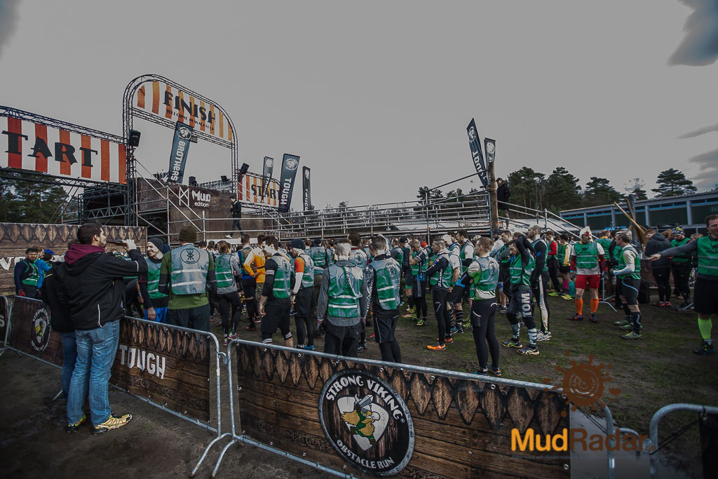 Strong Viking Mud Edition Fürstenau 2019 - Iron Viking