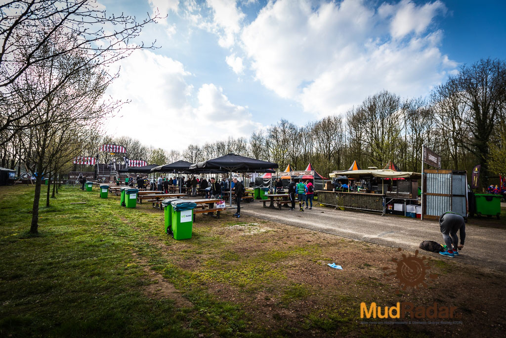 Strong Viking Mud Edition Nijmegen 2019 - Eventplatz
