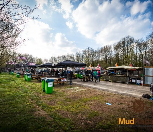 Titelbild Strong Viking Mud Edition Nijmegen 2019