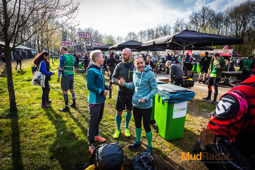 Strong Viking Mud Edition Nijmegen 2019