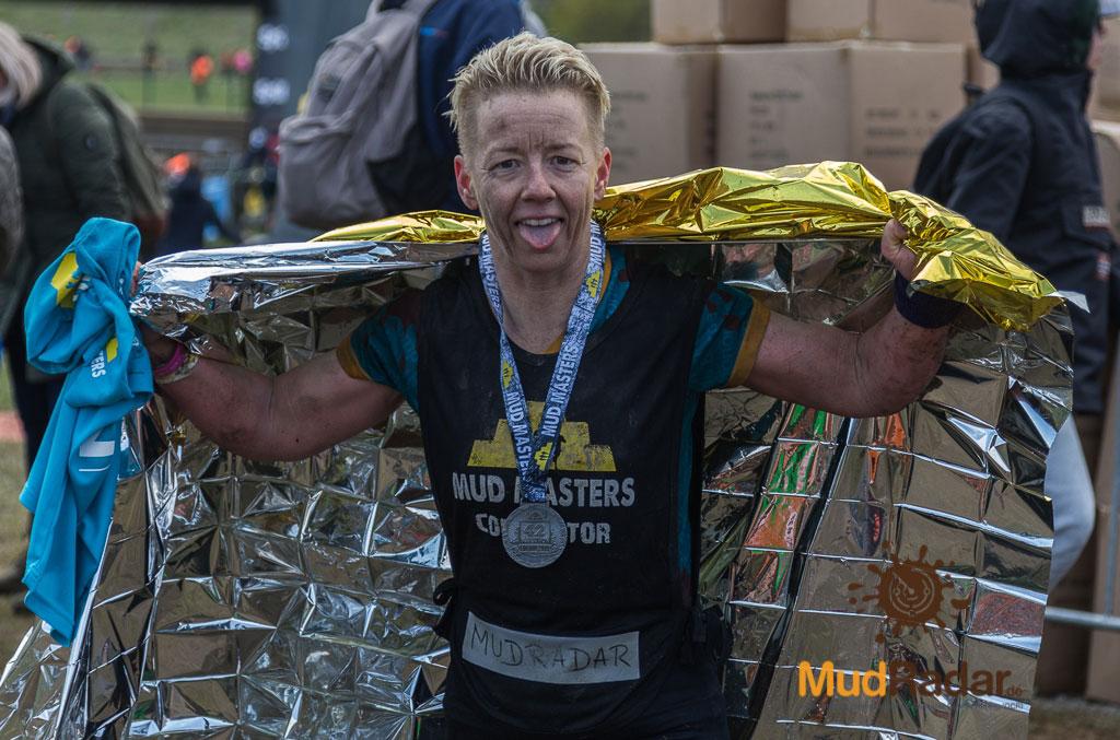 "(c) mudradar.de - Marathon Finisher 2019 beim Mud Masters ""Beat the Üyramid"" 2019"