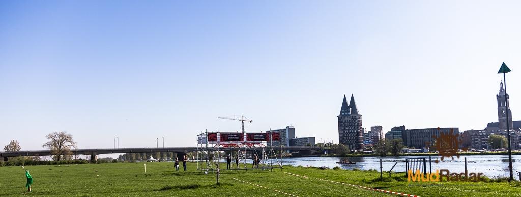 Ultimate Warrior Run Roermond 2019 - Aussicht