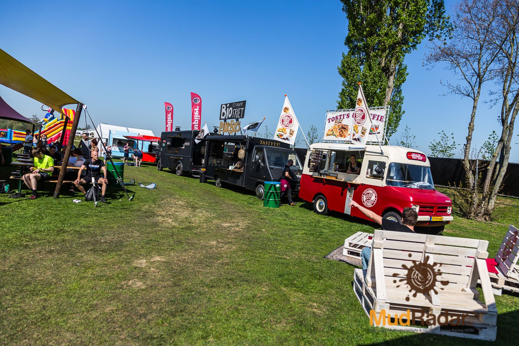 Ultimate Warrior Run Roermond 2019 - tolle Foodtrucks ..