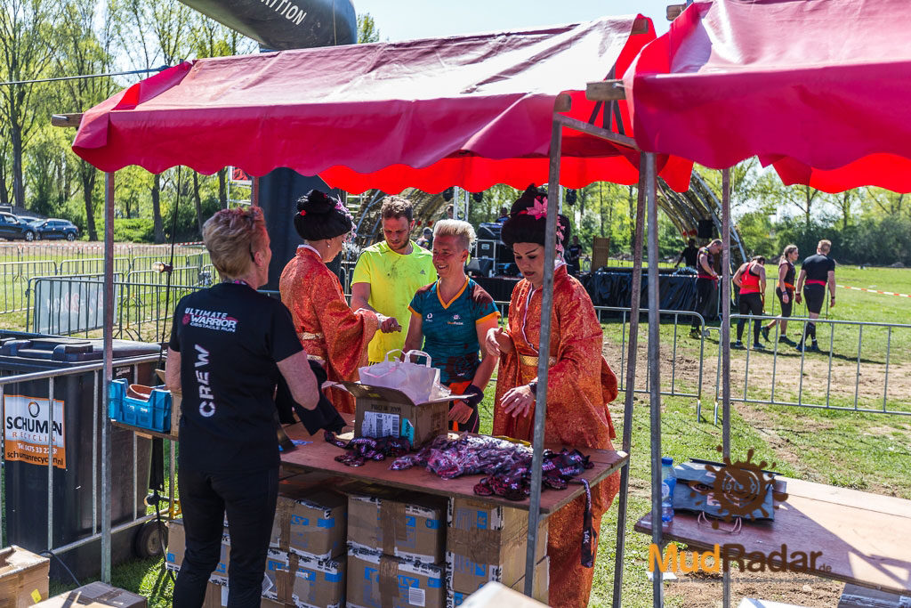 Ultiimate Warrior Run 2019 - Ziel