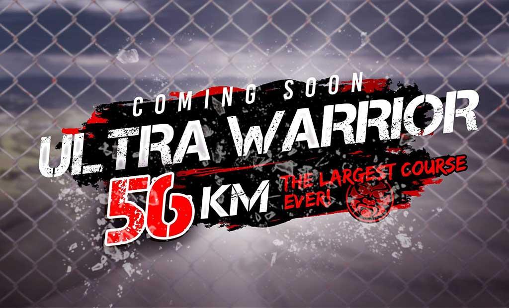 Ultra Warrior - Ultimate Warrior Run 2020