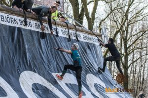 Strong Viking Mud Edition Nijmegen 2019 - Wall