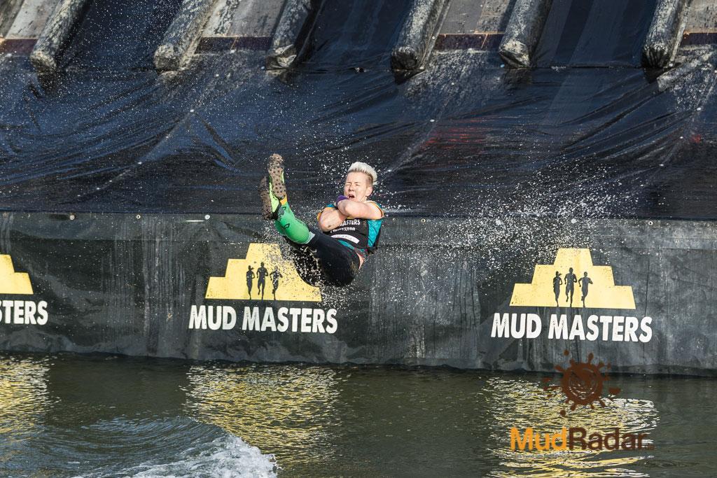 Mud Masters Beat the Pyramid 2019 - Fjord Drop