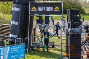 Mud Masters Beat the Pyramid 2019 - Zieldurchlauf