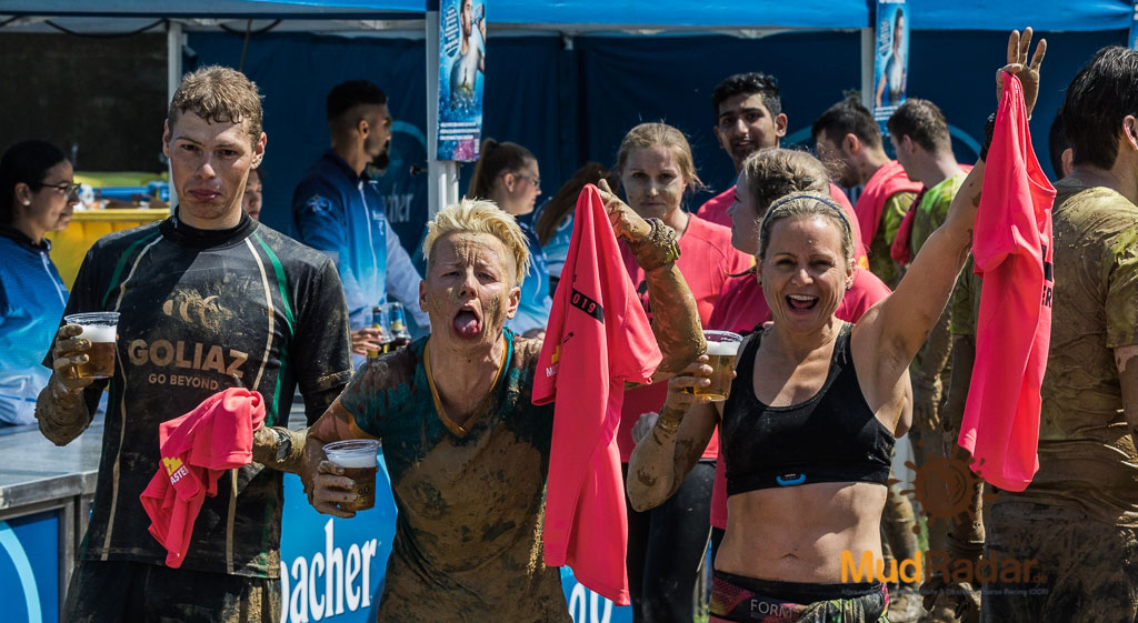 Mud Masters Airport Weeze 2019 - FinisherShirt