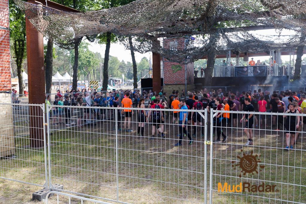 Breakout Run 2019 - WarmUp-Bereich