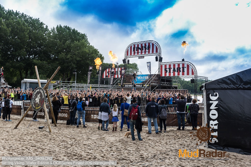 Strong Viking Water Edition Nijmegen 2019 - Beitrag 4