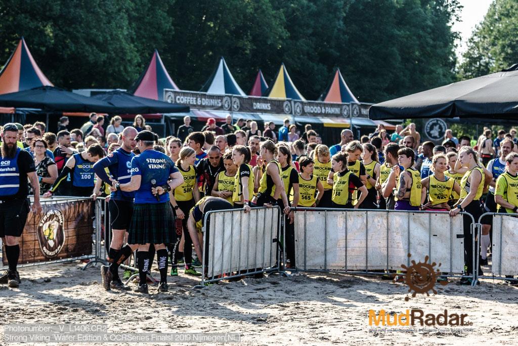 Finals OCRSeries Water Edition Nijmegen 2019 - 2