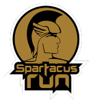 Logo Spartacus Series RUN