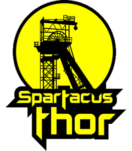 Logo Spartacus Series Thor